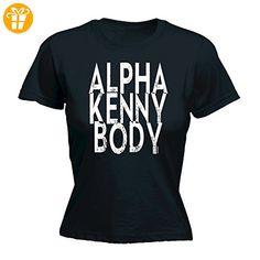 123t Slogans Damen T-Shirt Gr. Medium, Schwarz - Shirts mit spruch (*Partner-Link)