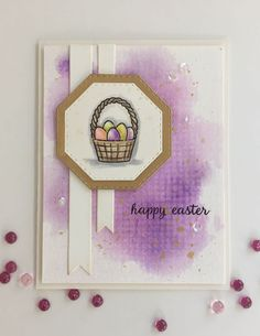 Happy Easter  by Donnaby the Memory Box Design Team