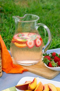 Fruit Infused Sparkling Water - this has been my favorite drink of the ...