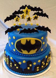 Resultado de imagen para tortas de batman