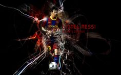 Lionel Messi FC Barcelona Wallpaper - Lionel Andres Messi - http://www.wallpapersoccer.com/lionel-messi-fc-barcelona-wallpaper-lionel-andres-messi.html