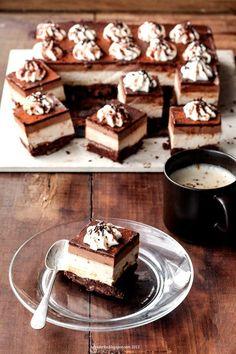 gourmet banana brownie