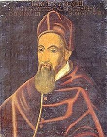 Innocent IX  Papacy began29 October 1591  Papacy ended30 December 1591  PredecessorGregory XIV  SuccessorClement VIII  Orders  Ordination11 March 1544  Created Cardinal12 December 1583  Personal details  Birth nameGiovanni Antonio Facchinetti  Born20 July 1519  Bologna, Papal State  Died30 December 1591 (aged72)  Rome, Papal State