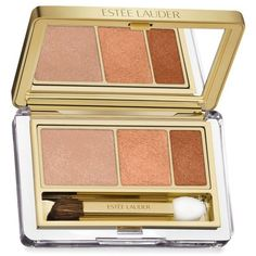 Est233e Lauder Gilded Chocolates Pure Color Instant Intense Trio Eye... ($38) ❤ liked on Polyvore featuring beauty products, makeup, eye makeup, eyeshadow, gilded chocolates, estee lauder eyeshadow, estée lauder, estee lauder eye shadow and estee lauder eye makeup