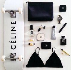 Cèline | Minimal + Chic | @codeplusform