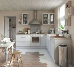 cuisine-castorama-pas-cher-nouveaux-meubles-et-carrelages-a-linterieur-de-haut-incroyable-avec-magnifique-cuisine-blanc-laque-pas-cher-dans-toulouse.jpg (800×735)
