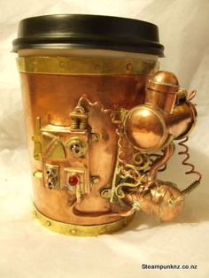 Jolt Coffee Cup-