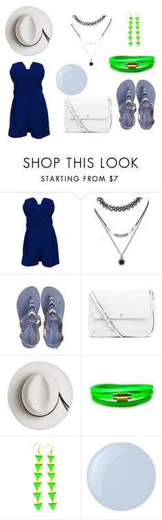 """""""Seattle Seahawks"""" by lloovveekiki on Polyvore featuring Forever 21, Laidback London, Tory Burch, Calypso Private Label, Liza Schwartz and Essie"""