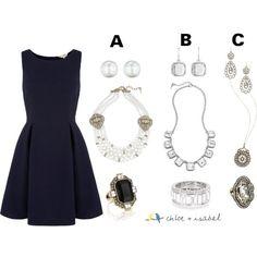 chloe + isabel outfit jewelry   #necklace #bracelet #ring #earrings #ChloeandIsabel
