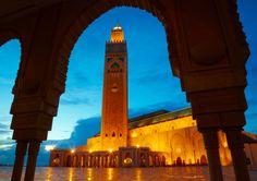 #Casablanca #Morocco #Marokko #Kreuzfahrt #Urlaub #cruise #oriental #Orient #Reise #Kreuzfahrtberater #Mosque #Moschee #Islam