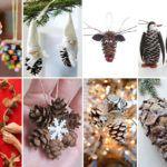 NonSoloRiciclo: il portale sul fai da te, il riciclo creativo e molto altro... Christmas Time, Christmas Wreaths, Merry Christmas, Christmas Decorations, Table Decorations, Christmas Ornaments, Holiday Decor, Theme Noel, Diy And Crafts