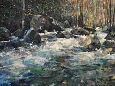 CHRISTOPHER STRUNK ARTIST | Full Collection of Artwork by Christopher Strunk Fine Art Gallery, Custom Framing, Mountain, Oil, Frame, Artwork, Artist, Painting, Collection