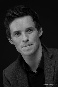 the gorgeous Eddie Redmayne, everyone
