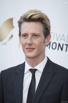 Gabriel Mann lors de la cérémonie de clôture du Festival de télévision de Monte Carlo