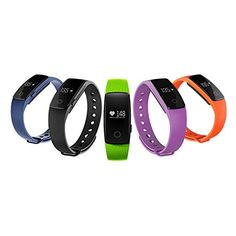 Smart Bluetooth heart rate monitor call message alert waterproof sports bracelet >>> Check out the image by visiting the link. (This is an affiliate link and I receive a commission for the sales)