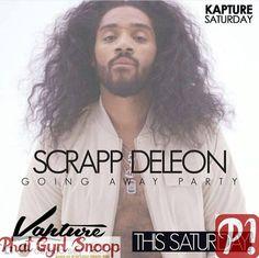Love & Hip Hop ATL Newbie Scrapp DeLeon Currently Serving Prison Time #PhatGyrlSnoop - PhatGyrlSnoop Real Tv, Gyr, Love N Hip Hop, Reality Tv Shows, Bad Boys, Prison, Crushes, Celebs, Sexy