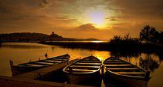 Les barques de Gruissan - ©JL.Yacono (Newdeclic)- http://www.jl.yacono.photos.newdeclic.com/