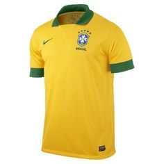 caf4f76ce4d78 2012 13 Brasil CBF Replica Men s Soccer Jersey