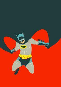 Batman designed
