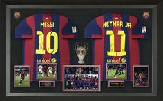 Lionel Messi and Neymar Jr. were integral to the FC Barcelona victory at the 2015 Champions League final.  Juventus met Barcelona at the Olympiastadion in Berlin and second half goals from Neymar and