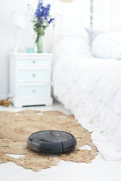 A Beach Cottage Robotic Vacuum Cleaner Assessment - http://www.inthomedecor.com/interior-home-decor/a-beach-cottage-robotic-vacuum-cleaner-assessment.html