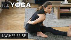 30 minutes de yoga pour lâcher prise┃ELLE Yoga