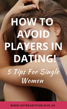 How to avoid players and being ghosted in dating! Empower yourself