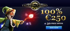 Yachting casino Free Spins No Deposit Offer We have a really nice surprise for you concerning Yachting casino free spins...