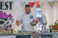 Our talented head chef! Speech House, Chef Jackets, Food, Essen, Meals, Yemek, Eten