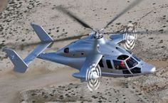 Eurocopter X3 eyes world speed record for helicopter