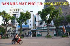 Bán nhà mặt phố Trần Hưng Đạo