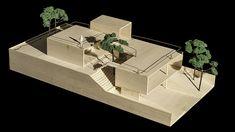 Imagem 16 de 27 da galeria de Casa LEnS / Obra Arquitetos. Gabriel Jablonsky. Imagem Maquete