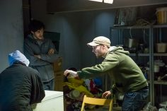 Dan Pringle Directing K-Shop #kshopmovie Watch full K-Shop movie at www.kshopmovie.com/watch