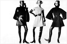 IRVING PENN: FASHION PHOTOGRAPHY I really like the top images, mainly focussing on silhouette which has given me a new idea for my human form, point and shoot project, I may try something similar to...