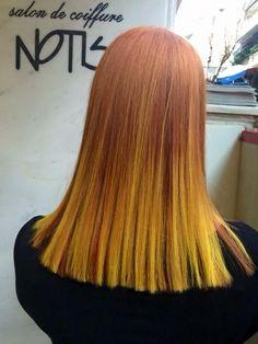 #Goldwell Topchic 8KG + Elumen YY@all <3 Sınırsız renkler!