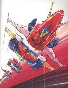 Combattler V - old school color pencil render perspective Combattler V, Super Robot Taisen, Transformers, Japanese Superheroes, Graffiti Pictures, Robot Cartoon, Japanese Robot, Metal Robot, Arte Robot
