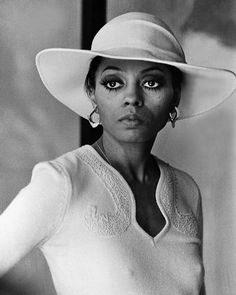 Diana Ross, 1975.