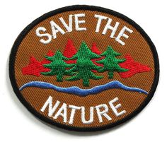 Amazon.com: Peace002 - Save The Nature Patch - Peace Sign Patch - Logo Patches - Applique Embroidered patches - Iron on Patches - Backpack Patches - Peace Patch Size 8 X 7 Cm.: Arts, Crafts & Sewing