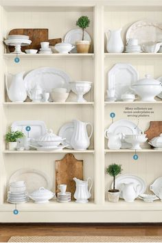 The Collector's Guide to Ironstone Pottery