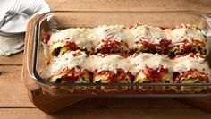 Make-Ahead Cheesy Barbecue Chicken Lasagna Roll-Ups recipe from Betty Crocker