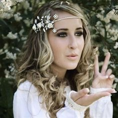 Hair accessories, from fascinators to headbands, veils and tiaras the choice is endless, but here are my top on trend find