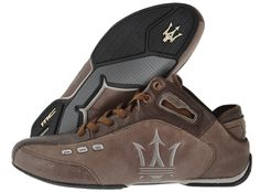 Discover Maserati Store: Style, Luxury and Exclusivity at Maserati Official Online Store. Buy Now Maserati Original Merchandise and Gadgets! Maserati, Gentleman Shoes, Fashion Shoes, Mens Fashion, Brown Sneakers, Comfortable Sneakers, Brown Shoe, Sports Shoes, Shoe Box