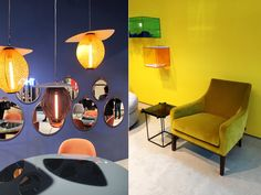 Friday next blog   Trend #funky #immcologne #imm #immcologne2016 #trend #happines #product #colour #trendsetter #design #playful #collection #coloursplash #suspensions #gubi #lighting #linteloo