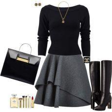 9 новых идей, с чем носить платья и юбки в этом году | Ladybook