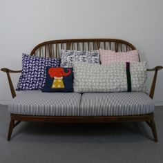 2 Seater vintage ercol sofa