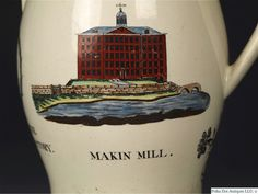 Painted Initials, Hand Painted, Earthenware, Stoneware, Types Of Ceramics, King Of Prussia, Baronet, Tea Canisters, Snake Design