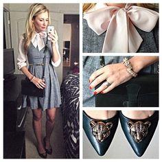 Sobreposição camisa+vestido