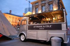 Attridge & Cole brings the food truck revolution to Northern Ireland. Their passion and coffee expertise shines through in their unique mobile venture... something we at Retail Concepts love to see. #MobileRetail #Ireland