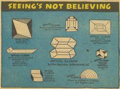 O breve verbO: Ilusões óticas