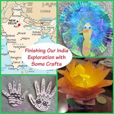 Crafty Moms Share: Indian Crafts